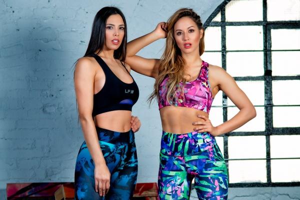 LadyFit – Conjuntos Deportivos Mujer Primavera Verano 2019
