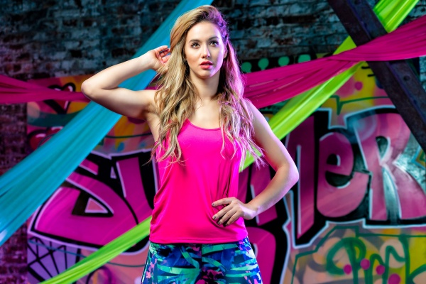 LadyFit – Musculosa Deportiva Mujer Primavera Verano 2019