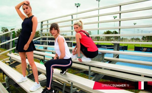MAGHER – Ropa deportiva Mujer Primavera Verano 2019