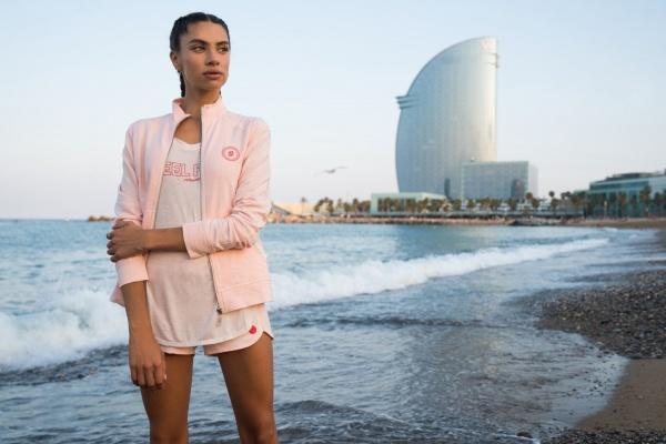 Miwok - Conjunto Deportivo rosa Mujer Primavera Verano 2019
