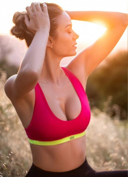 Brigitte - top deportivo Mujer Primavera Verano 2019