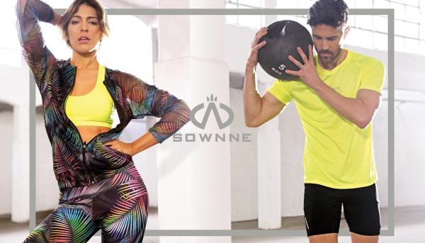 Sownne - Ropa Deportiva Hombre Mujer Primavera Verano 2019