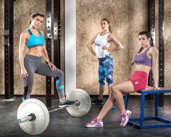 Aptitud - Cobjuntos deportivos Mujer Primavera Verano 2019