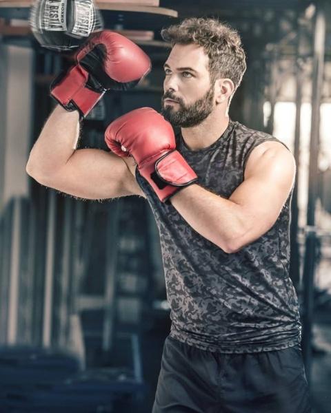 Aptitud - Musculosa deportiva Hombre Primavera Verano 2019