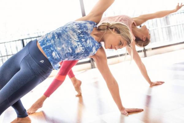 Aptitud - Musculosa estampada deportiva Mujer Primavera Verano 2019