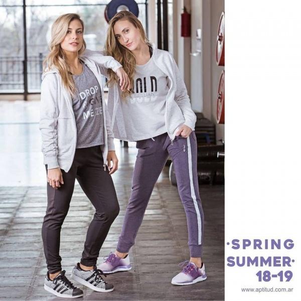 Aptitud - Pantalon deportivo Mujer Primavera Verano 2019