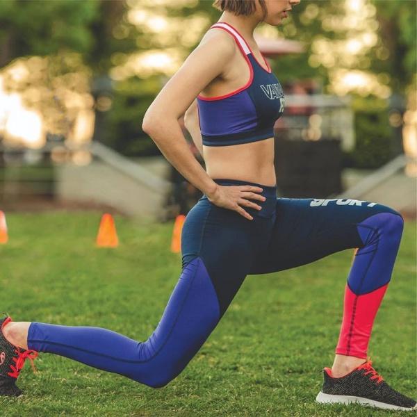 Vandalia - Top y calza Deportiva Mujer Verano 2019
