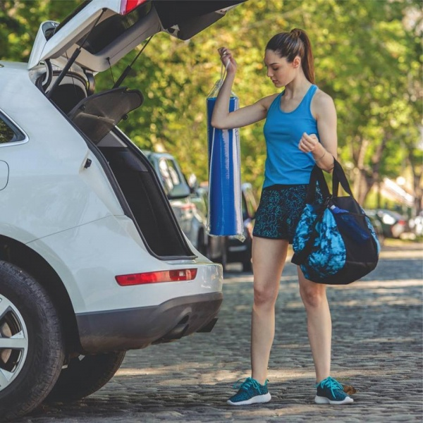 Vandalia - Top y short Deportivo Mujer Verano 2019