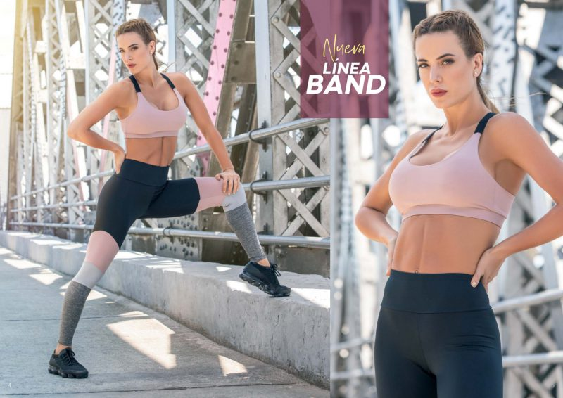 Cocot Sport – Top y calza Ropa Deportiva Mujer Otoño Invierno 2019