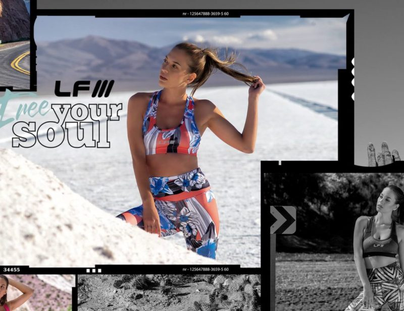 LadyFit - Ropa Deportiva Mujer Invierno 2019